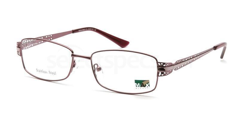 C1 M945 Glasses, Max Eyewear