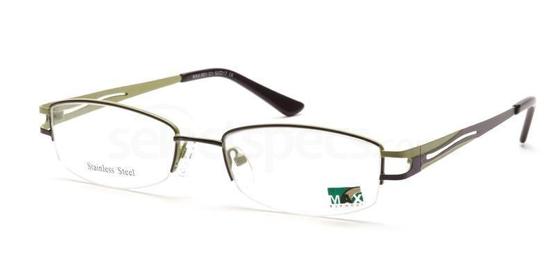 C1 M951 Glasses, Max Eyewear