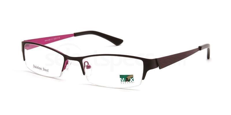 C1 M960 Glasses, Max Eyewear