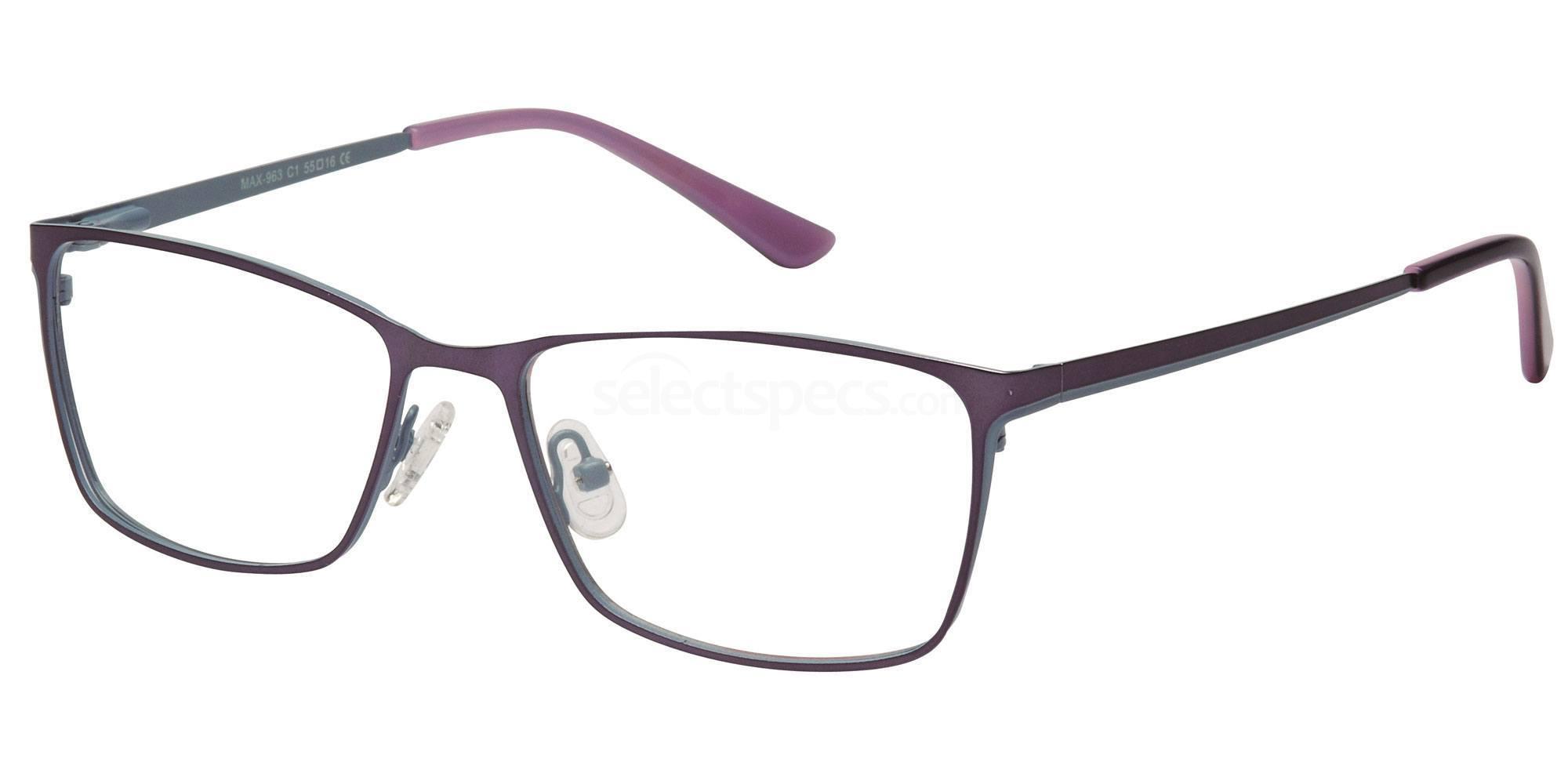 C1 M963 Glasses, Max Eyewear