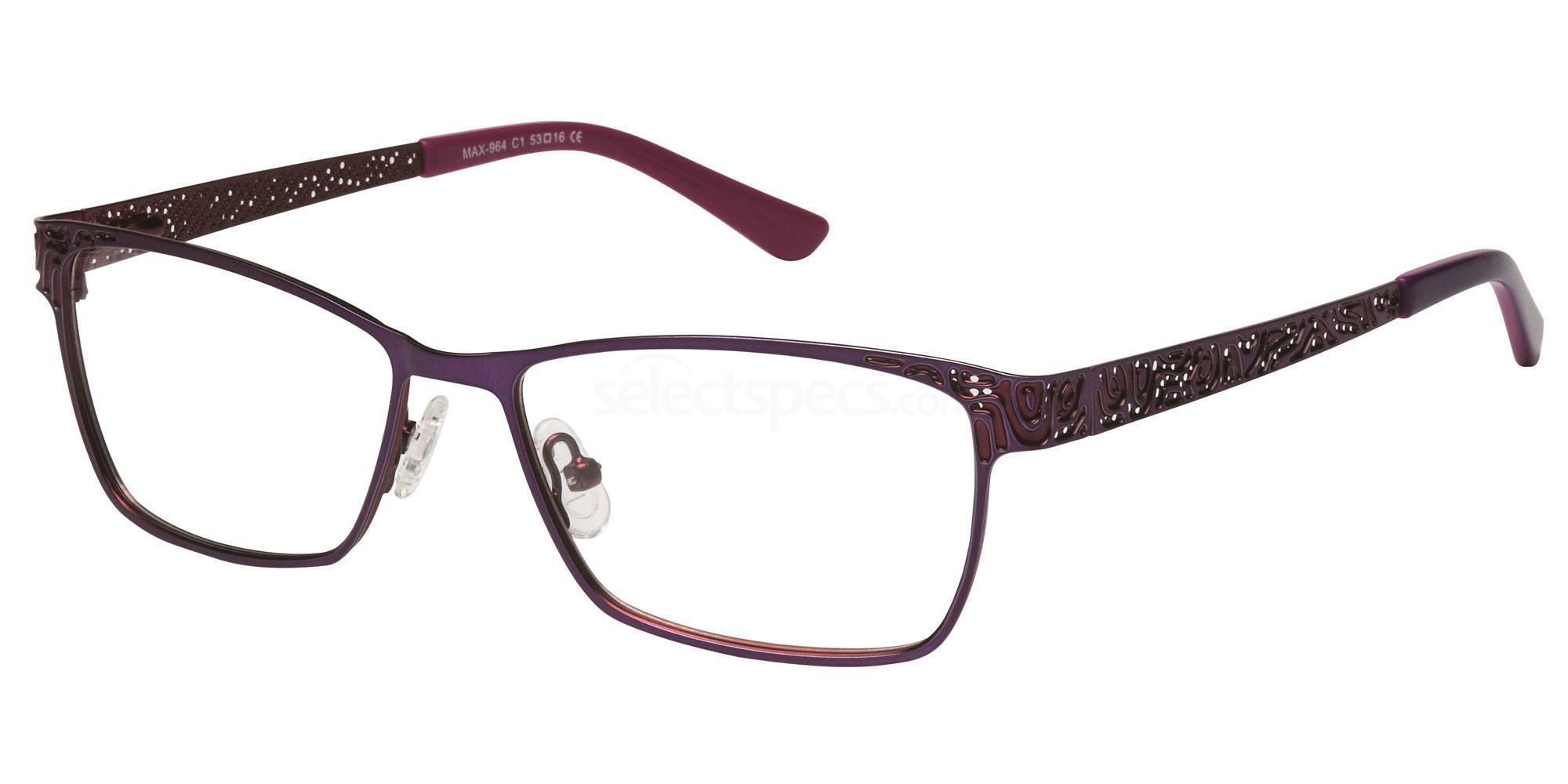 C1 M964 Glasses, Max Eyewear