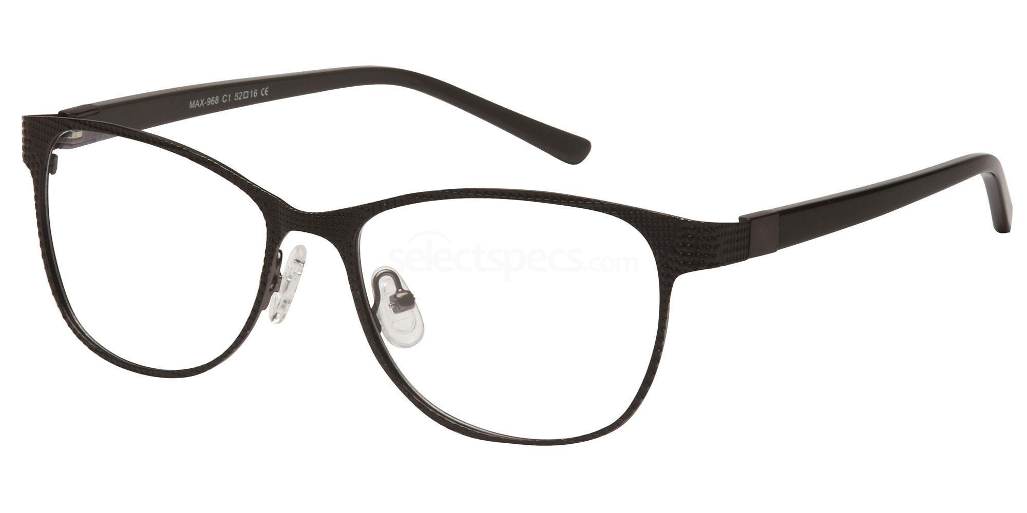 C1 M968 Glasses, Max Eyewear