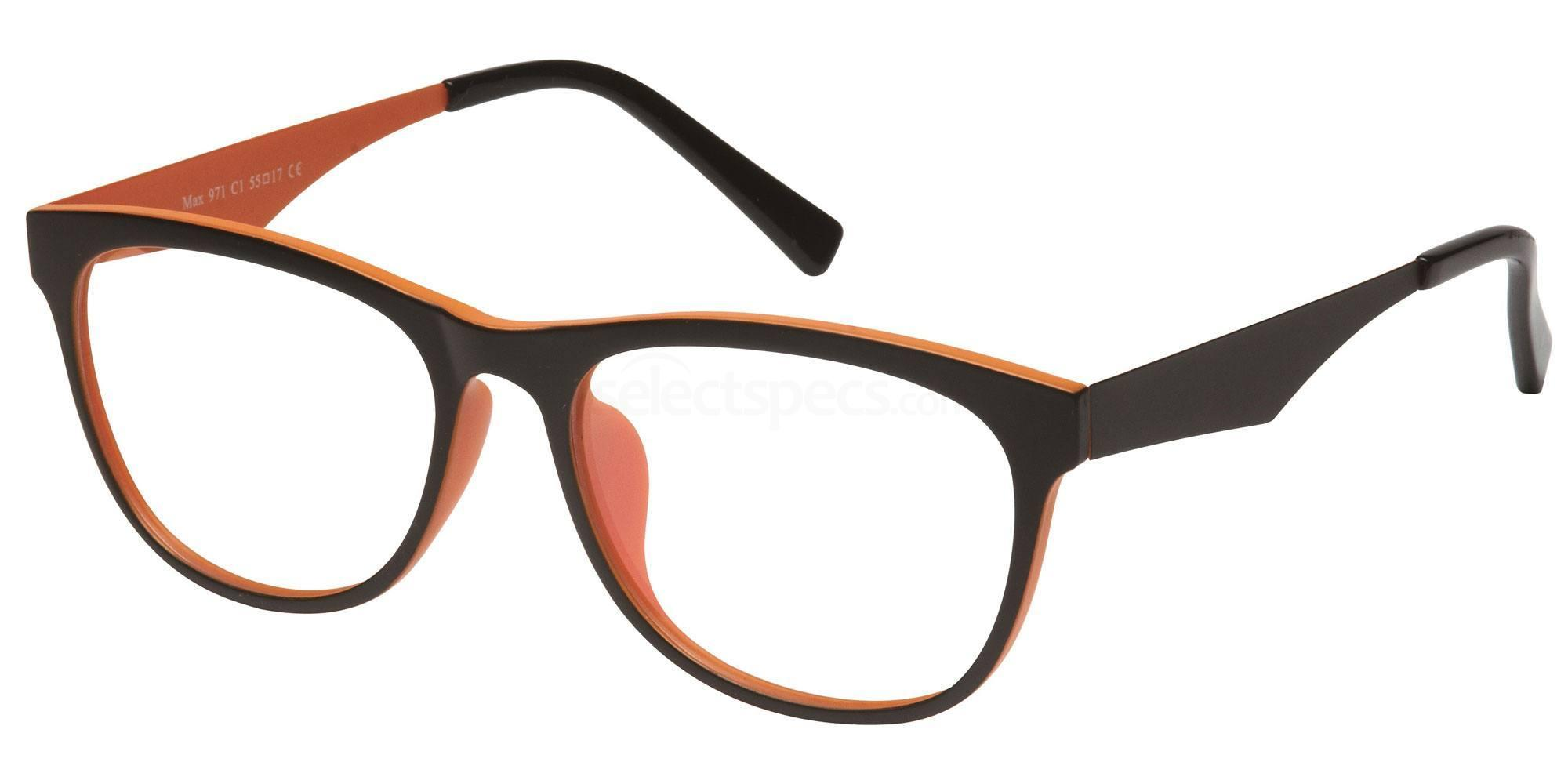 C1 M971 Glasses, Max Eyewear
