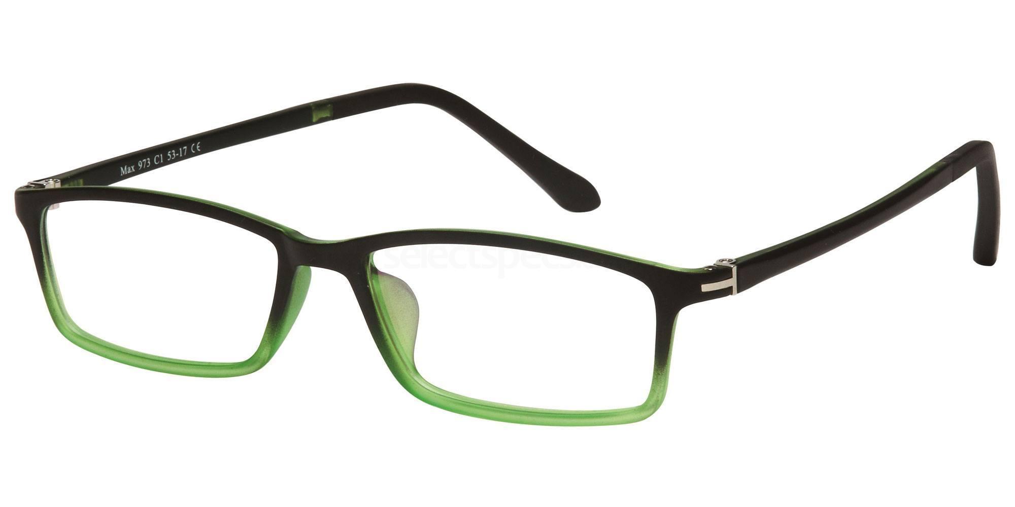 C1 M973 Glasses, Max Eyewear