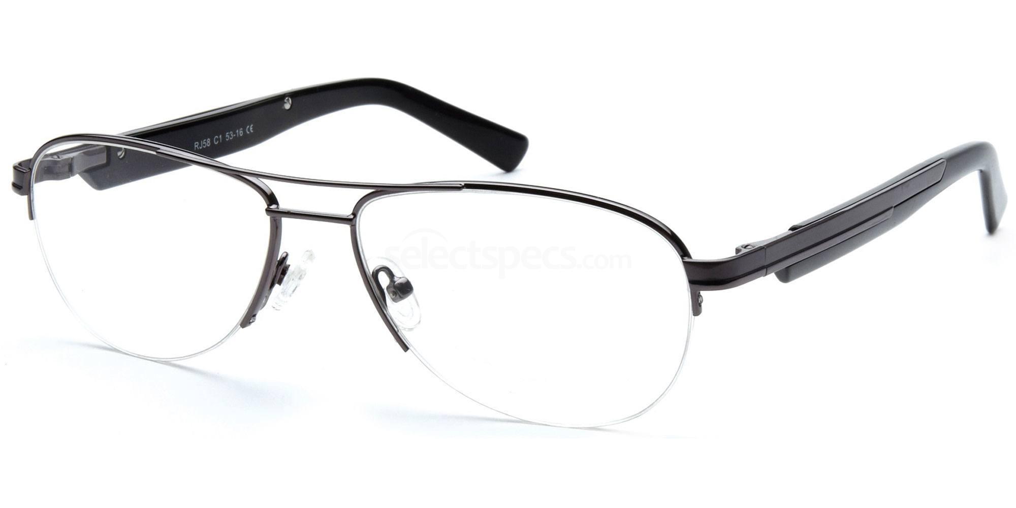 C1 RJ58 Glasses, Romeo & Juliet
