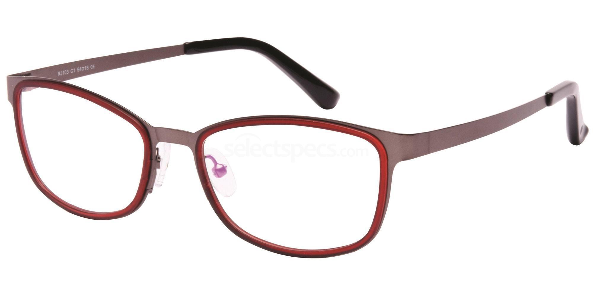 C1 RJ103 Glasses, Romeo & Juliet