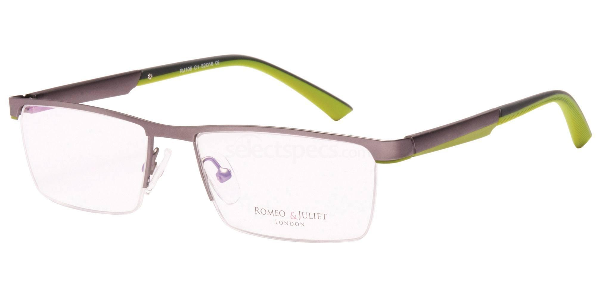 C1 RJ106 Glasses, Romeo & Juliet