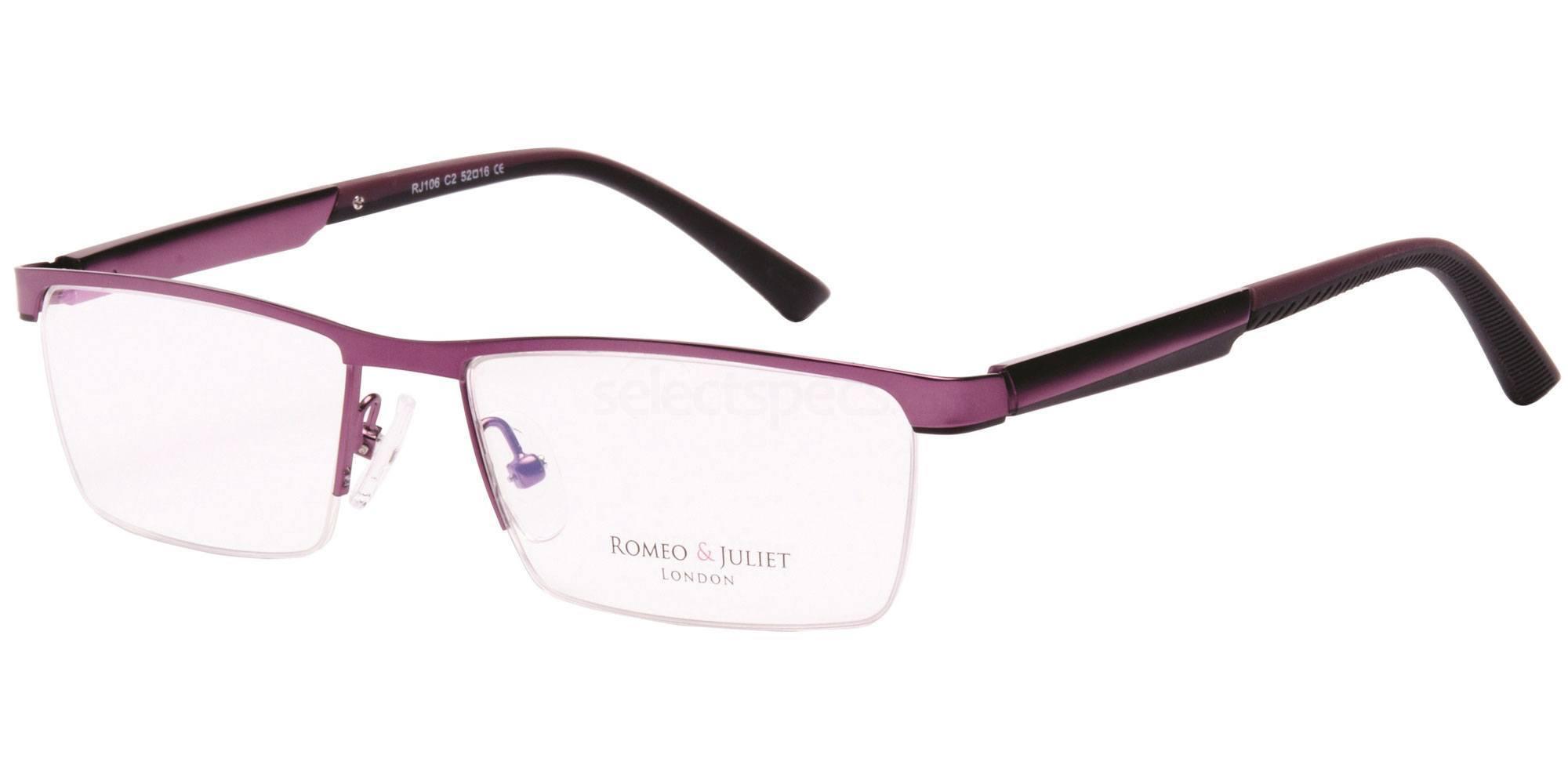C2 RJ106 Glasses, Romeo & Juliet