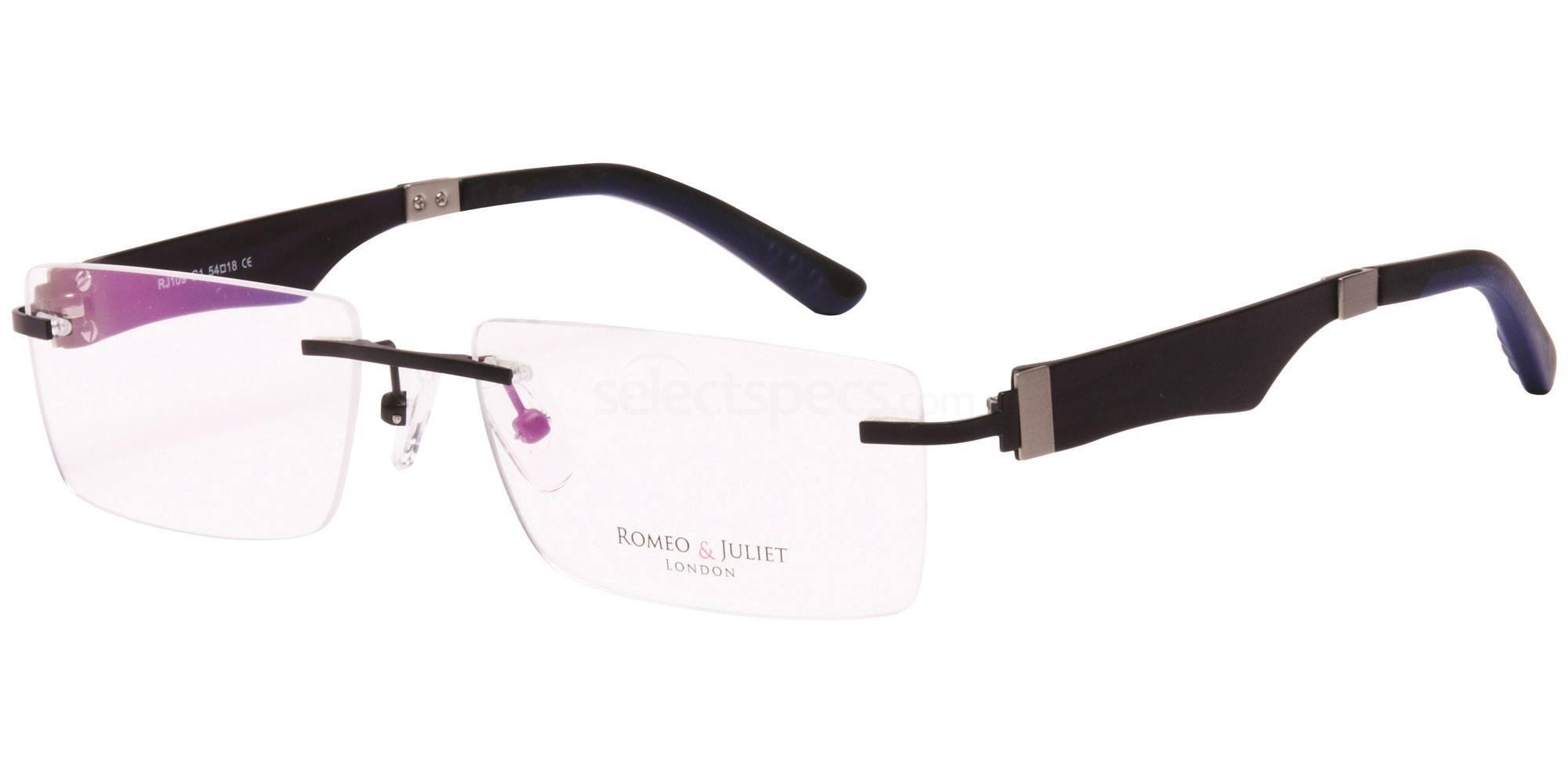 C1 RJ109 Glasses, Romeo & Juliet