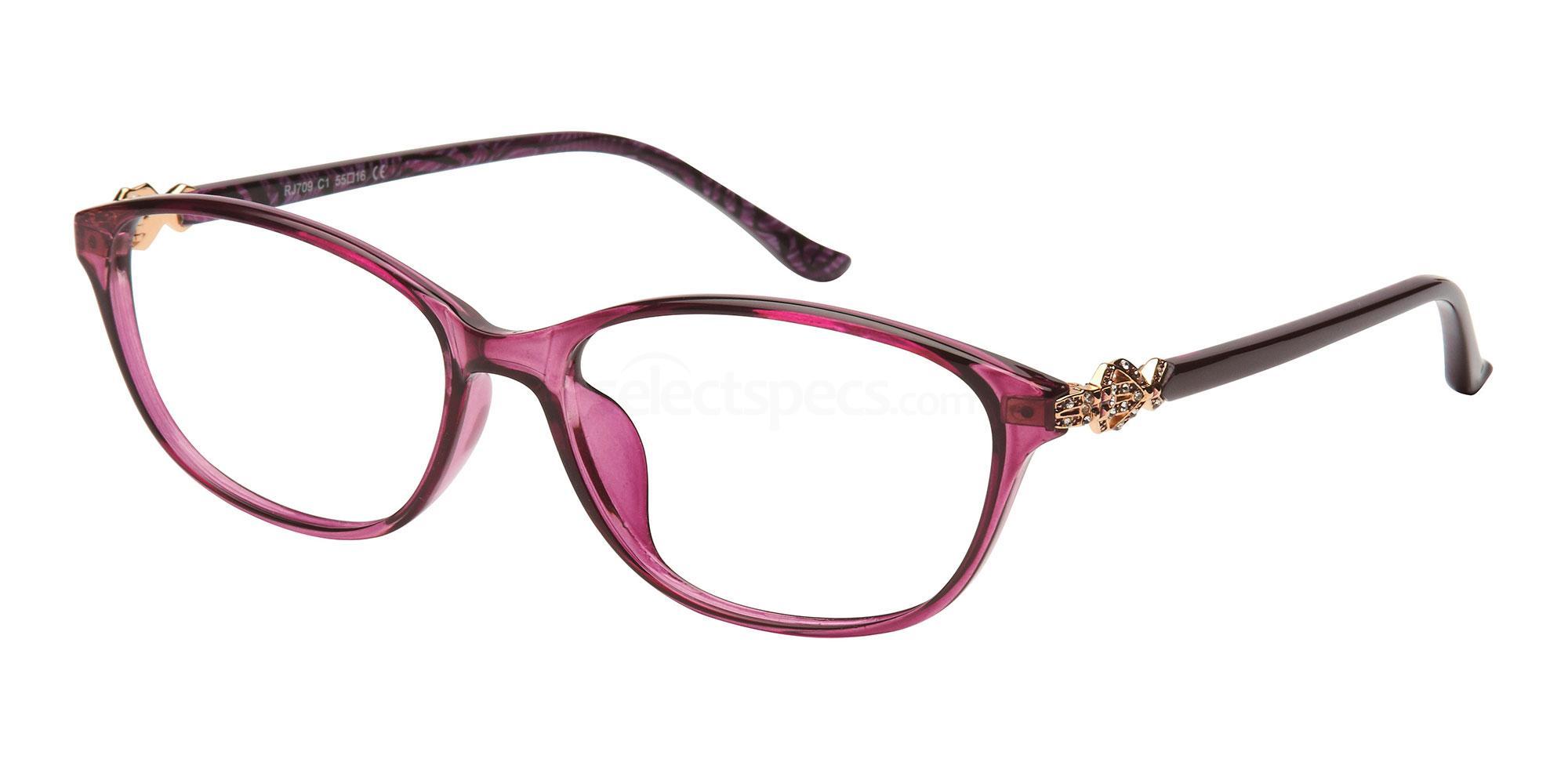 C1 RJ709 Glasses, Romeo & Juliet
