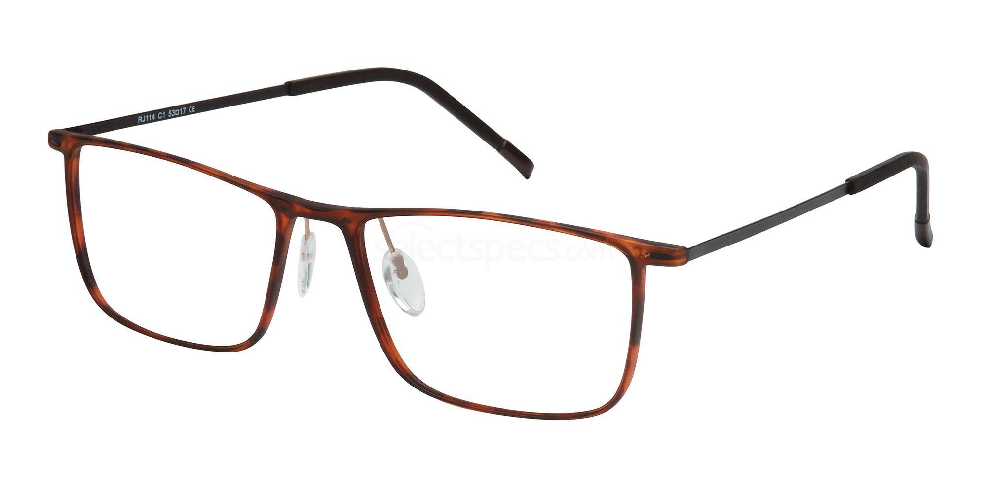 C1 RJ114 Glasses, Romeo & Juliet