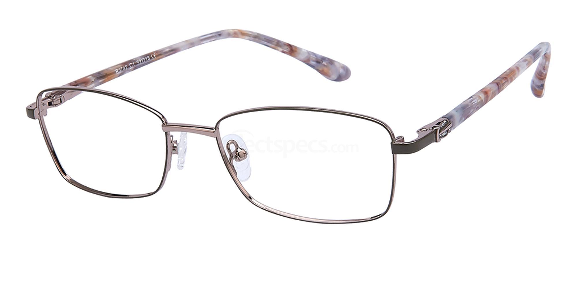 C1 RJ742 Glasses, Romeo & Juliet