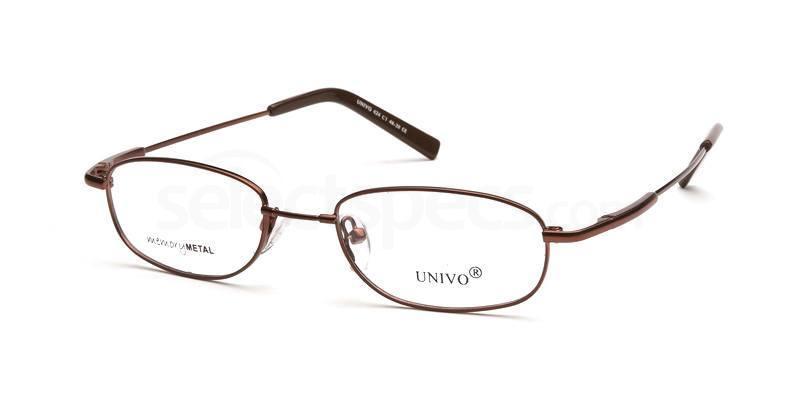 Univo U424 Titanium glasses
