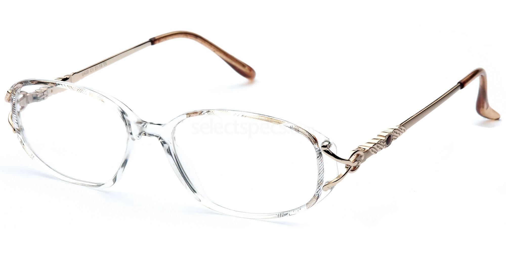 C1 U438 Glasses, Univo
