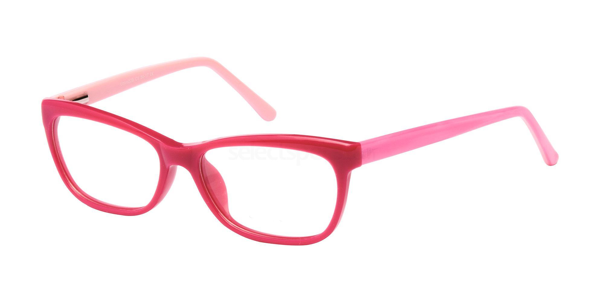 C1 U529 Glasses, Univo