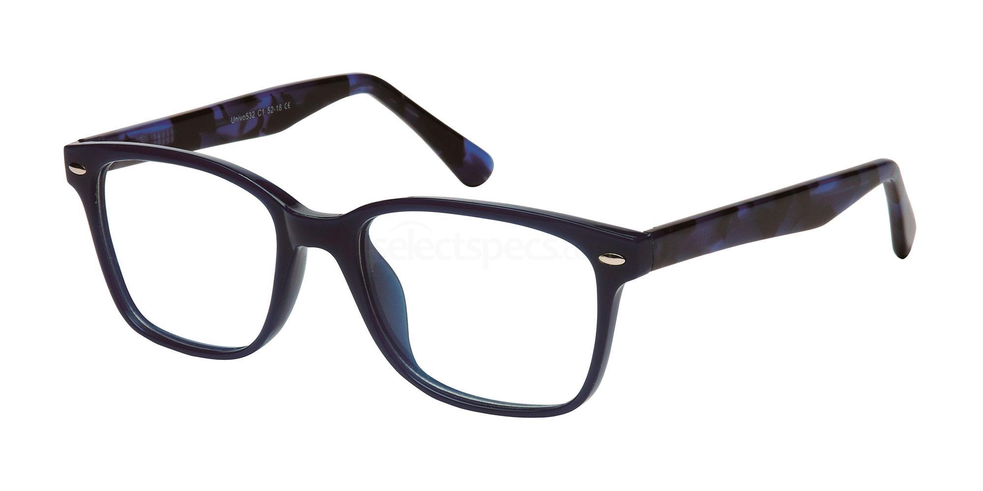 C1 U532 Glasses, Univo