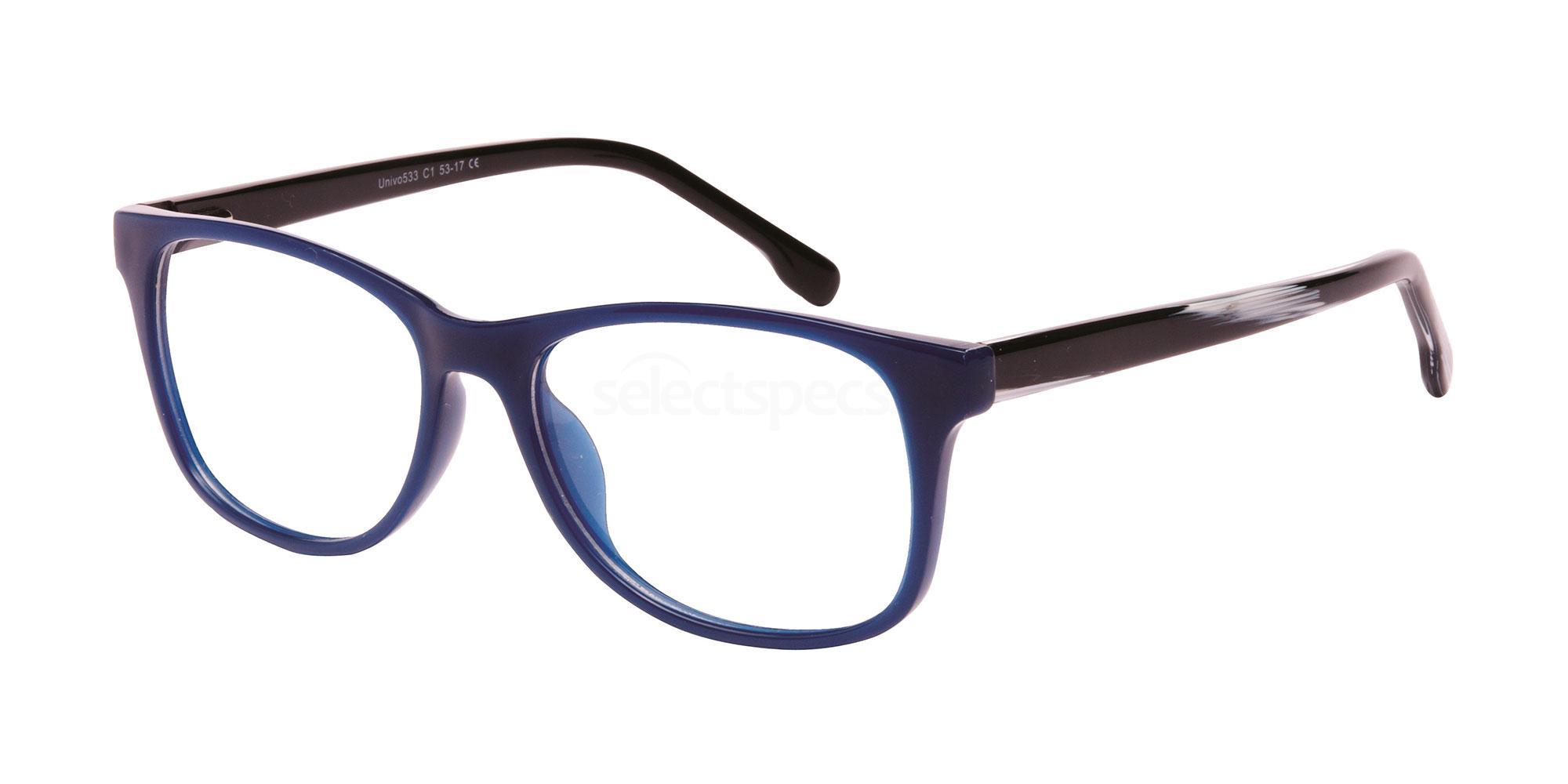 C1 U533 Glasses, Univo