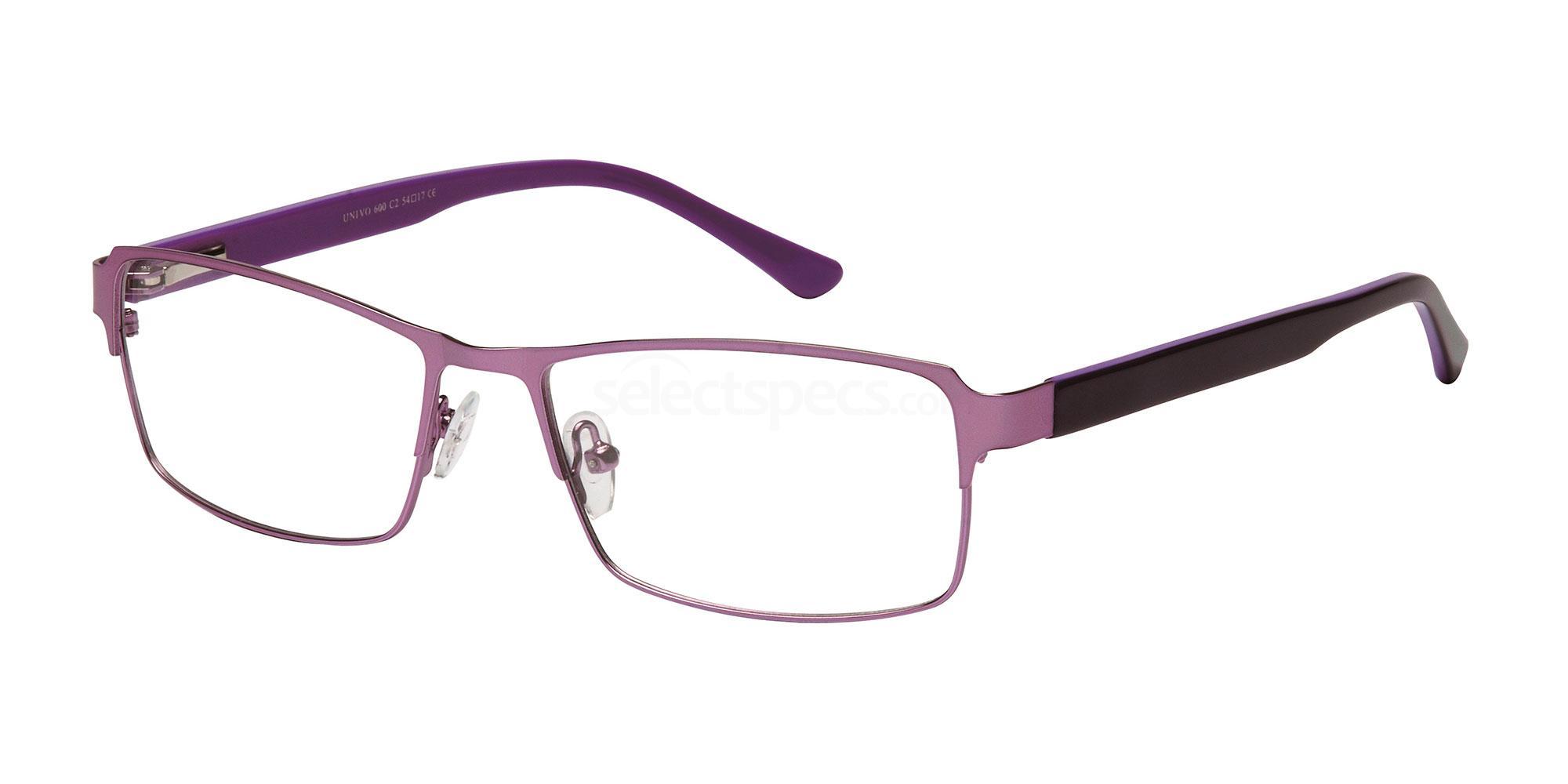 C2 U600 Glasses, Univo