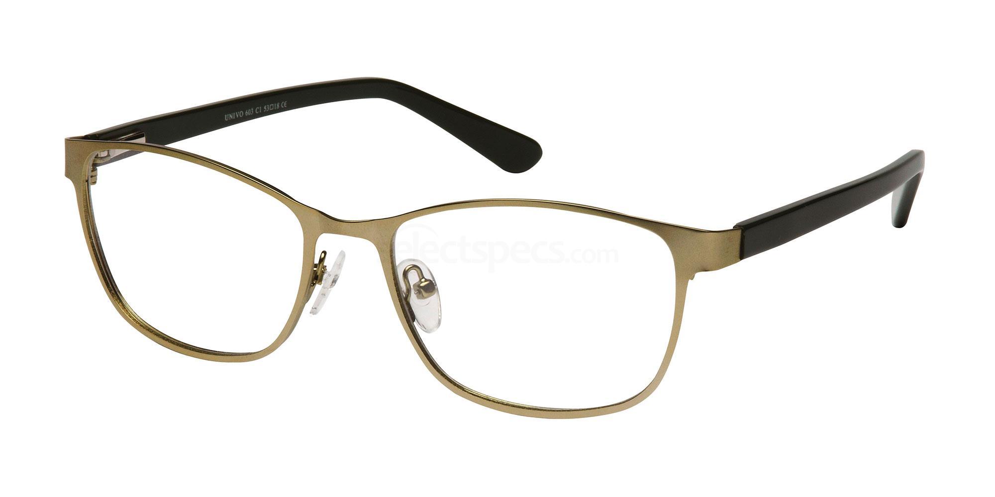 C1 U603 Glasses, Univo
