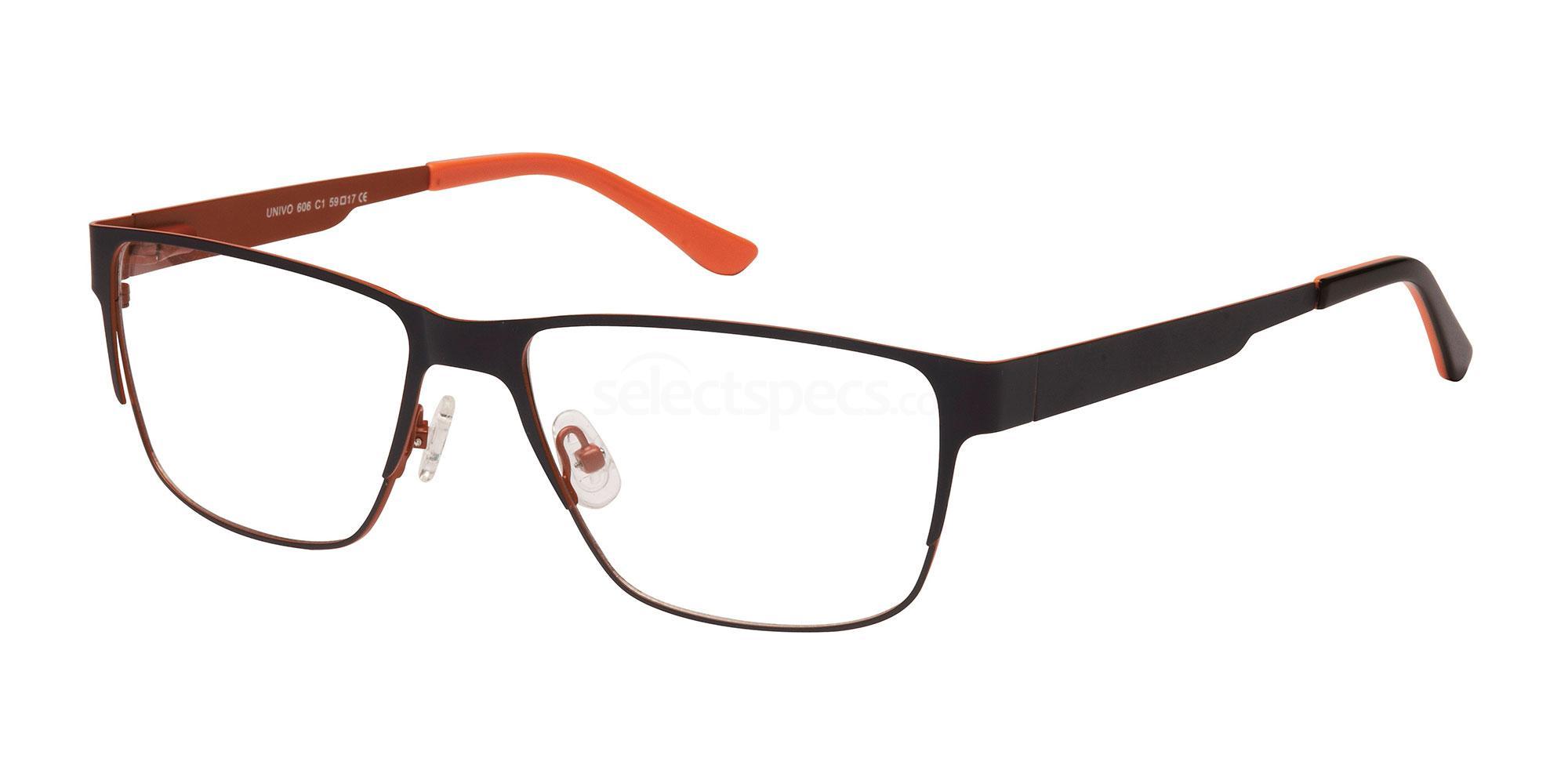 C1 U606 Glasses, Univo