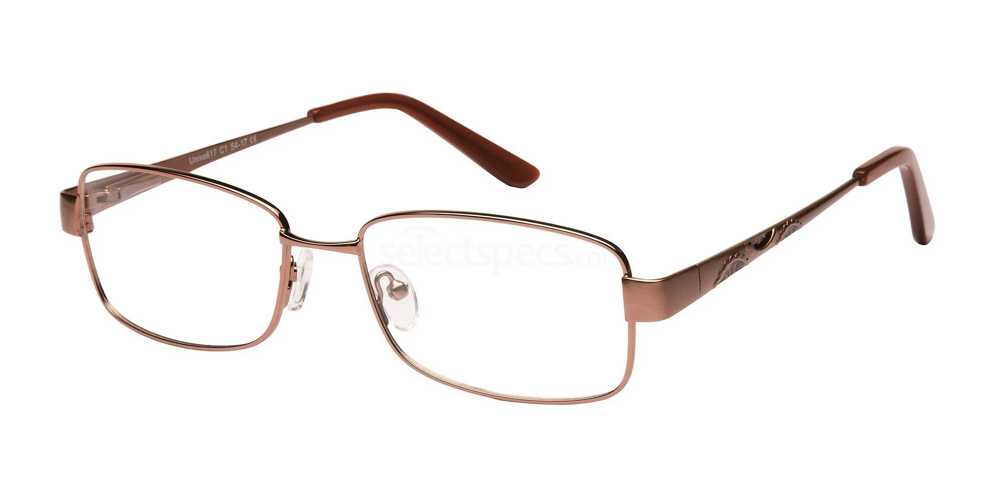 C1 U617 Glasses, Univo