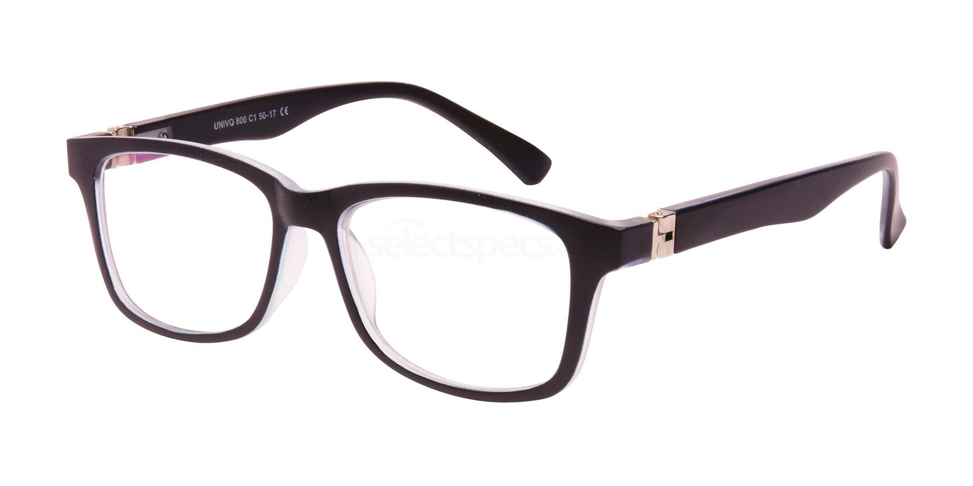 C1 U800 Glasses, Univo