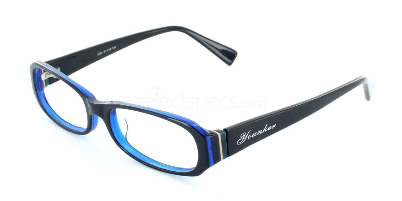 COL-057 3124 Glasses, Infinity