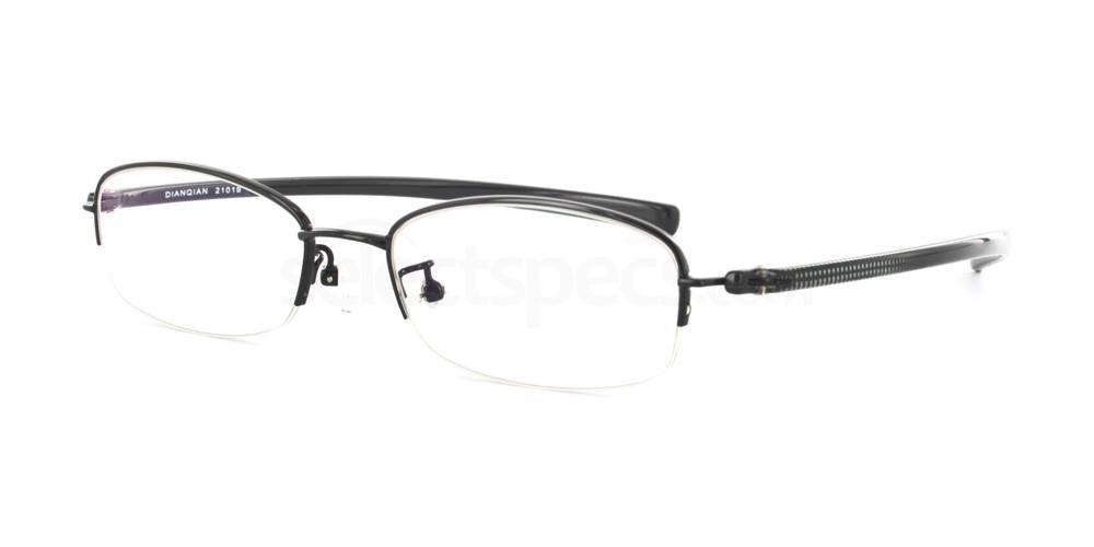 Black 21019 Glasses, Infinity