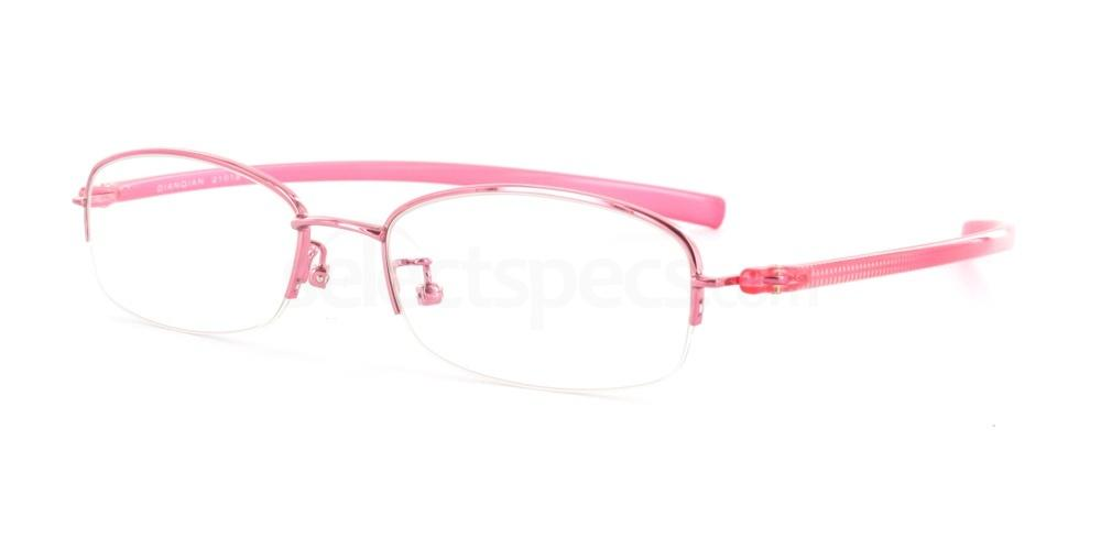 Pink 21019 Glasses, Infinity
