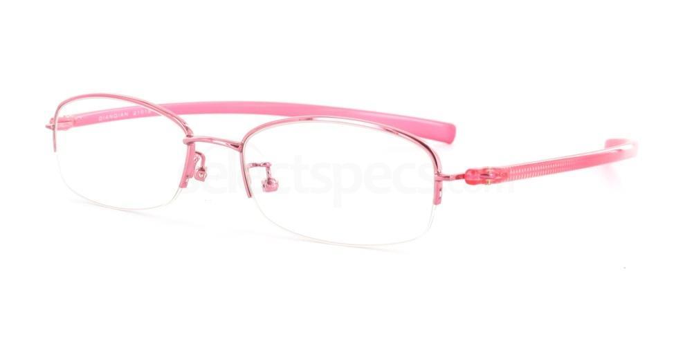 Pink 21019 Glasses, Infinity