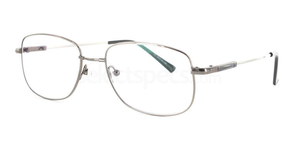 Gunmetal 131 Glasses, Infinity