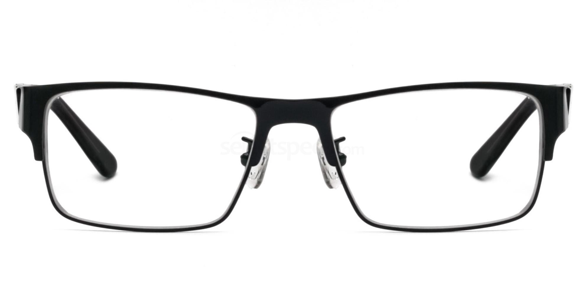 Black 73030 Glasses, Infinity
