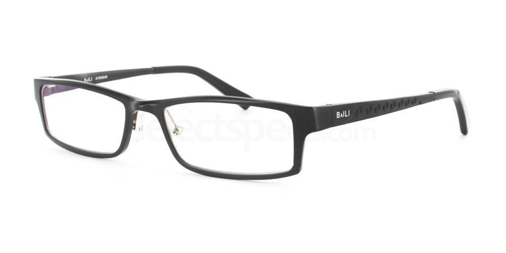 Black 099 Aluminium Glasses, Infinity
