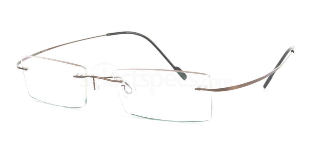 Brown 2008 Glasses, Infinity