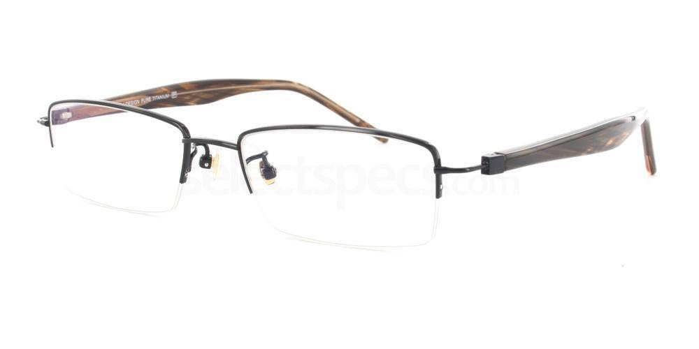 Black/Havana D81185 Glasses, Infinity