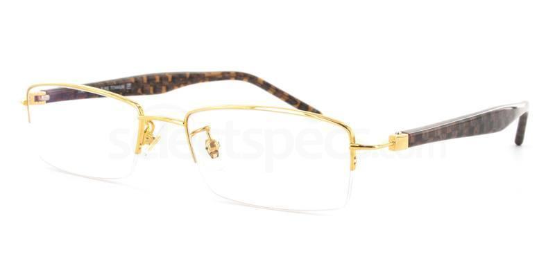Gold/Havana D81185 Glasses, Infinity