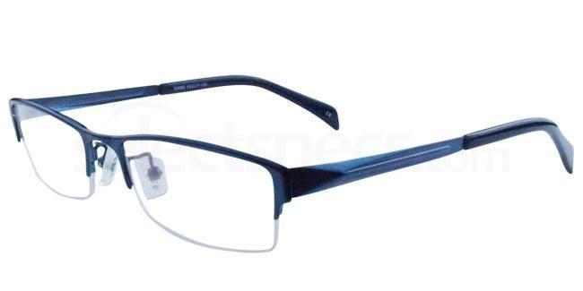 Blue S3092 Glasses, SelectSpecs