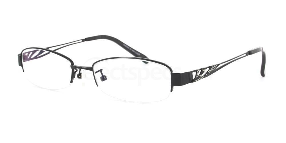 Black S3173 Glasses, Infinity
