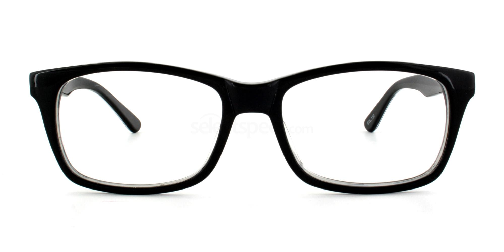 Col. 130 A2027 Glasses, Infinity