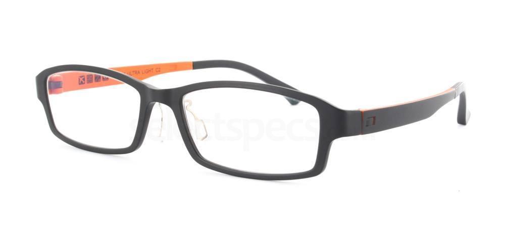 C2 U33102 Glasses, Infinity