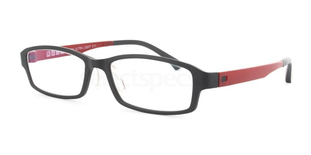 C11 U33102 Glasses, Infinity