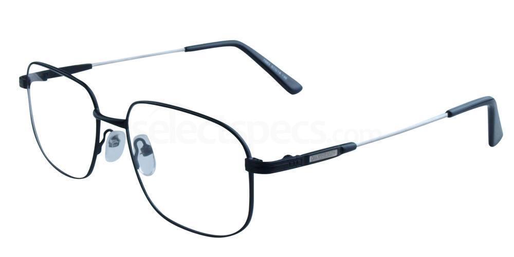 Black 7003 Glasses, Infinity