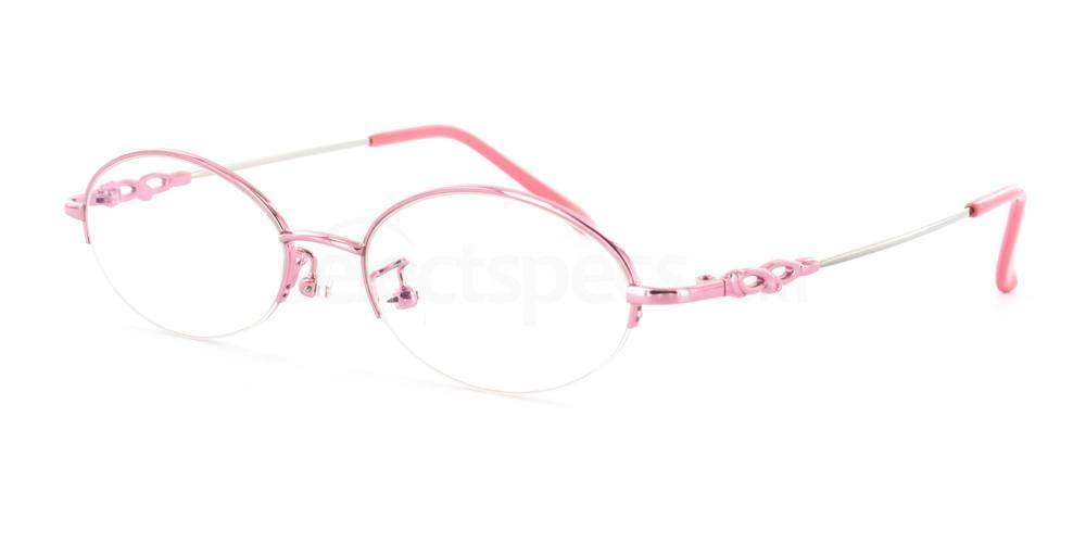 Pink 8011 Glasses, Infinity