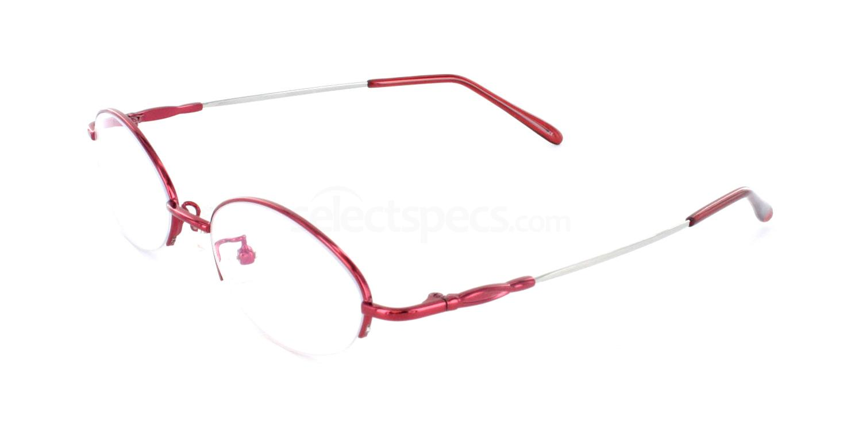Red 8011 Glasses, SelectSpecs