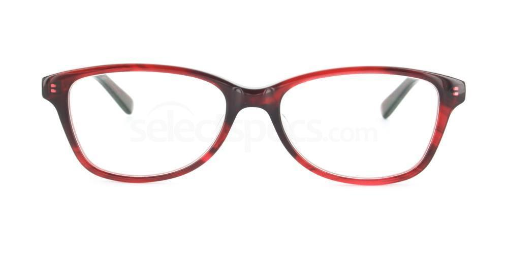 Red Prescription Glasses