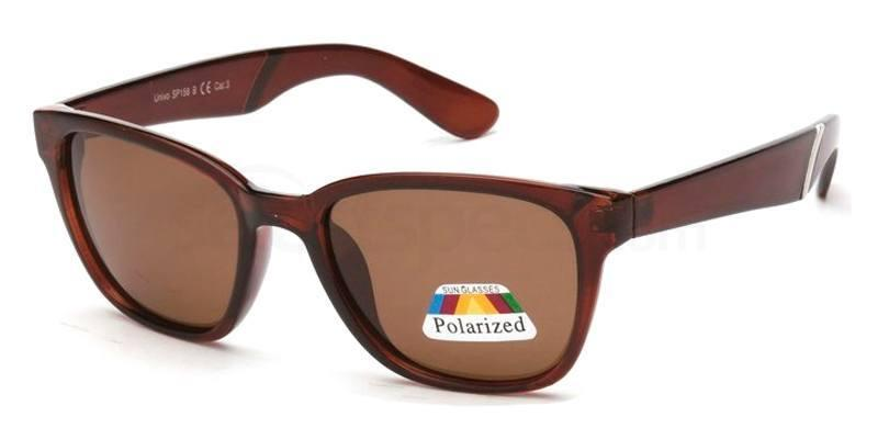 B SP158 - Polarised Sunglasses, Univo