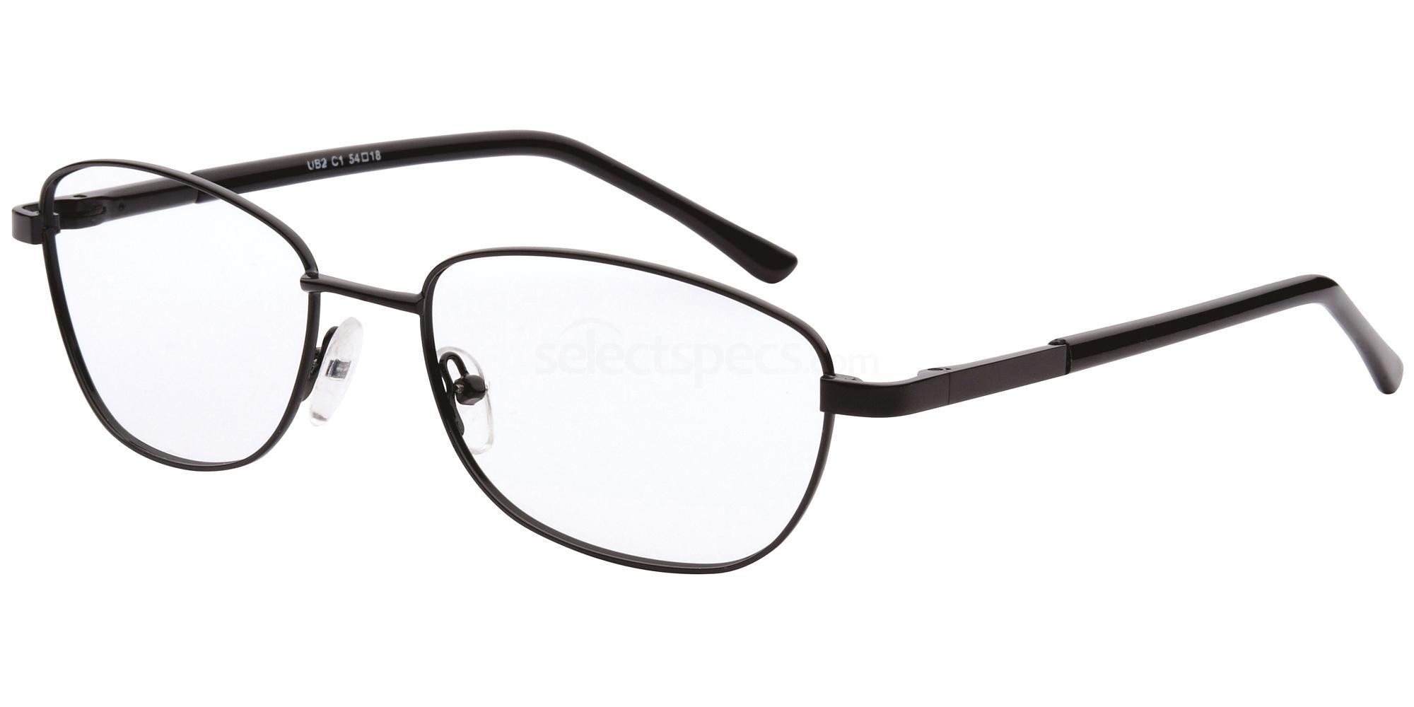 C1 UB2 Glasses, Univo Base