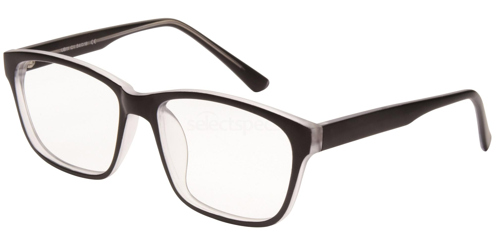 C1 UB11 Glasses, Univo Base