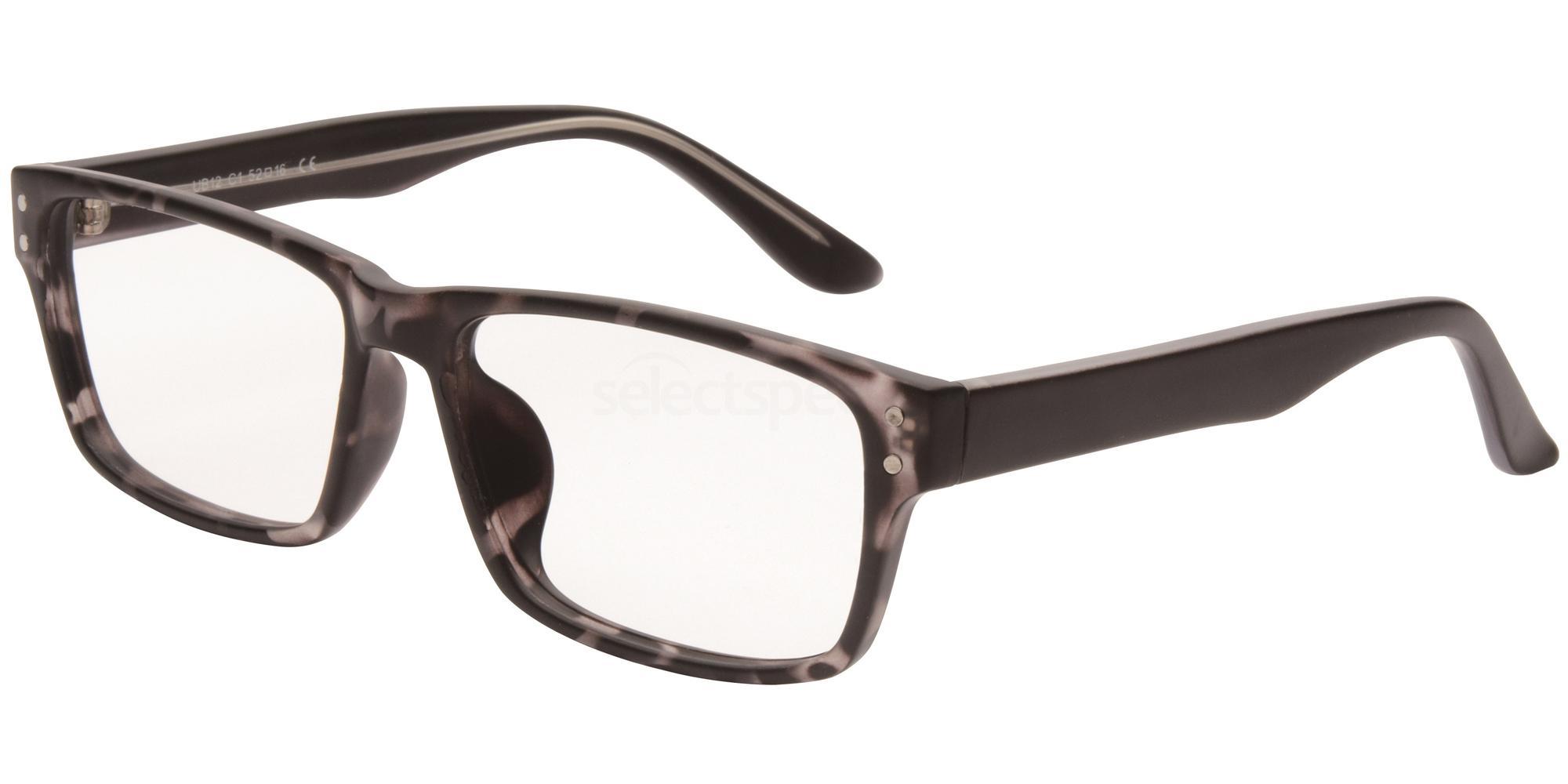 C1 UB12 Glasses, Univo Base