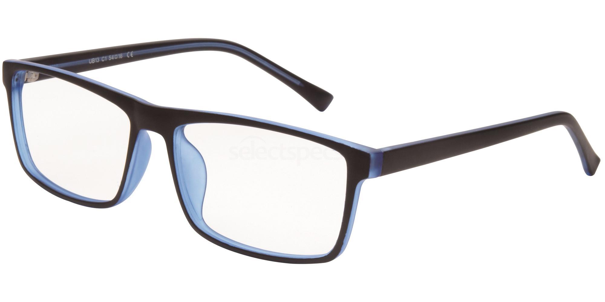 C1 UB13 Glasses, Univo Base
